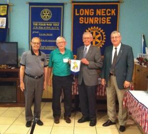 Brandywine Naamans Club updates Long Neck on project