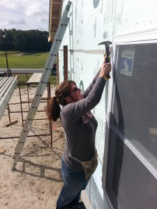 Rotary Judy Hammering Window