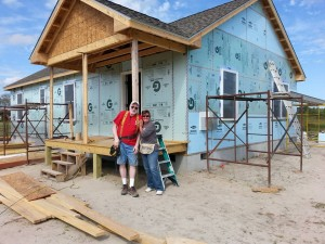 Rotary Judy and Tony Habitat